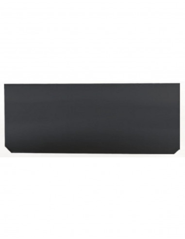 Plancha de suelo negra 100X40 cm