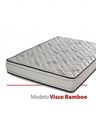 Colchon Visco Bamboo