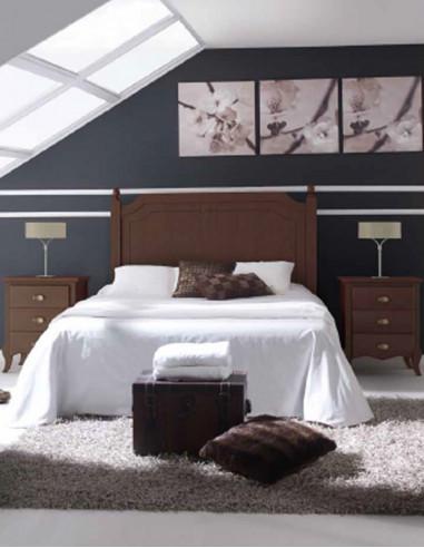 Composición Dormitorio Praga 40